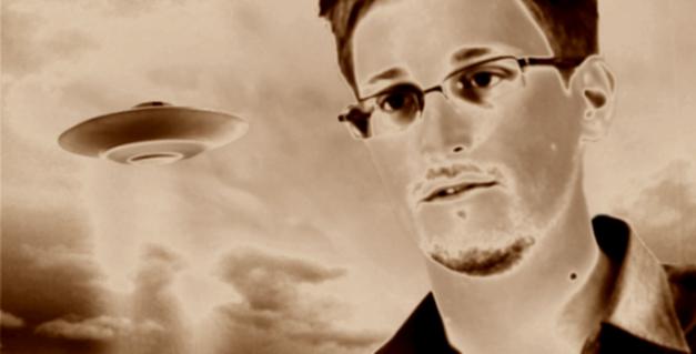 Edward Snowden: Aliens nos ven como hormigas