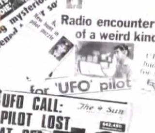 Frederick Valentich Hombre aterrorizado es arrebatado desde su aeroplano por extraterrestres